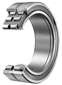 Caged Roller Bearings