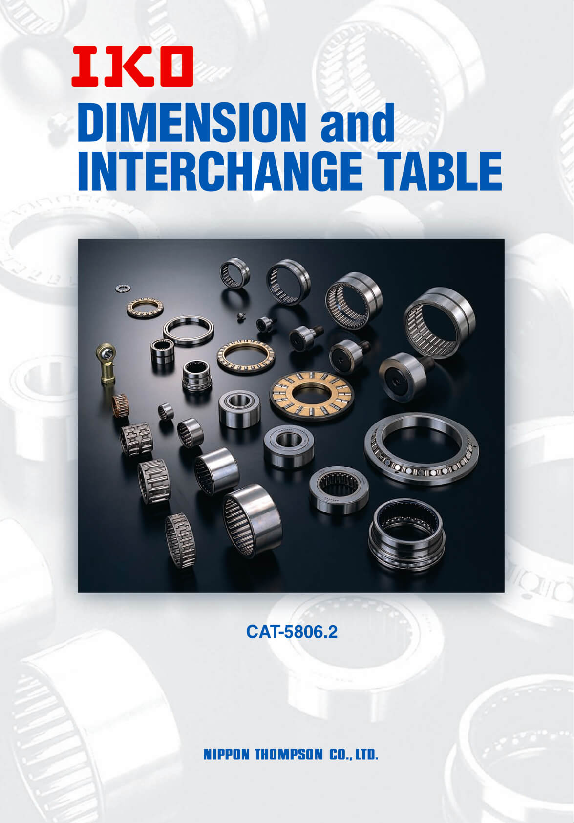 Dimension and Interchange Table