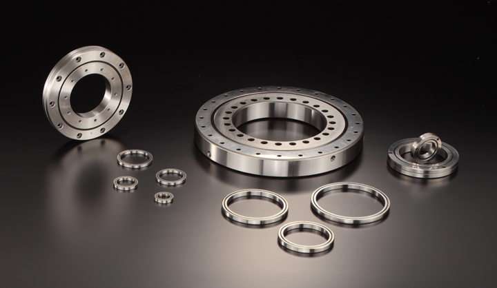 Constructing Crossed Roller Bearings for Optimal Rigidity and Easy Installation
