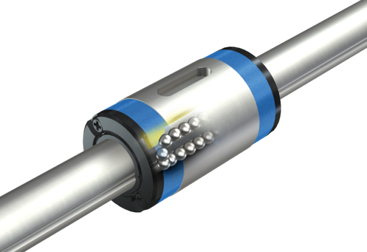 Linear Ball Spline MAG Guides Provide Greater Design Flexibility