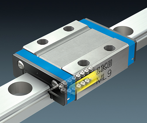 Linear Guides For The Next Generation Of Medical Machines
