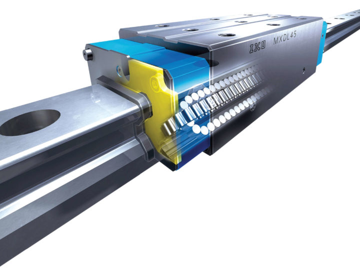 Specify Linear Roller Motion Guides to Manage Deflections