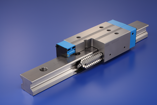 High Precision, Long-Term Maintenance-Free Linear Guides
