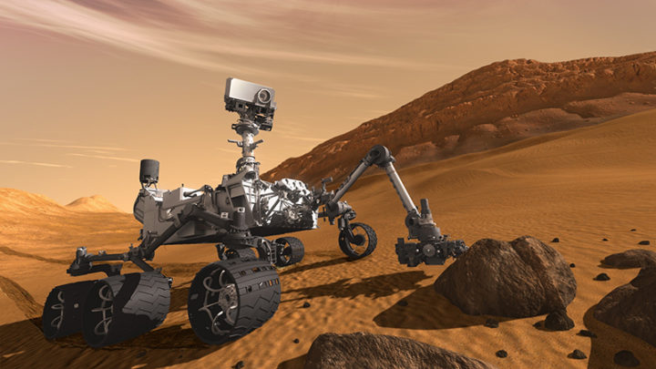 Case Study Applies Curiosity's Mars Mission To Linear Motion