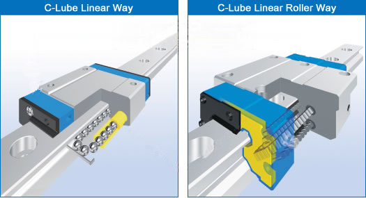 Compact Linear Guides Go Maintenance-Free