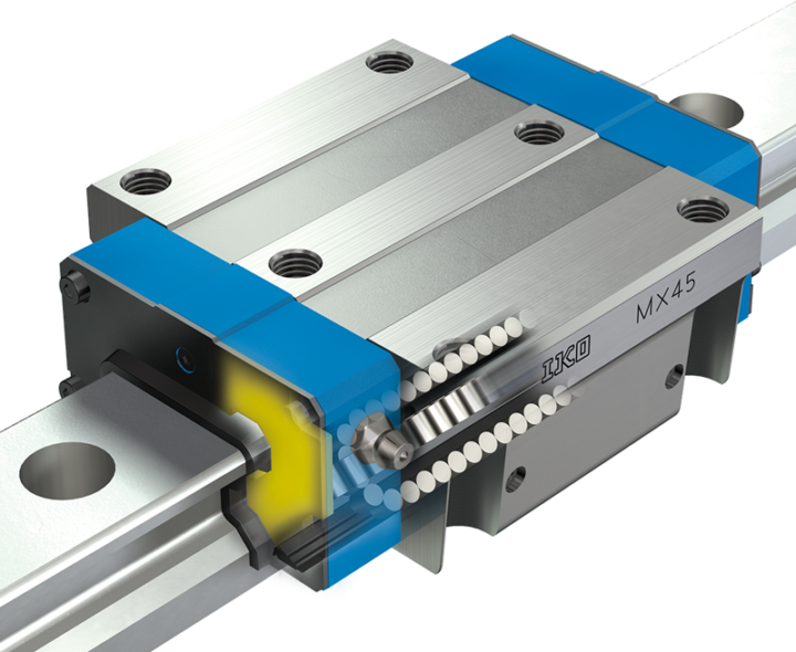Linear Motion Guides: Performance and Value Set Them Apart