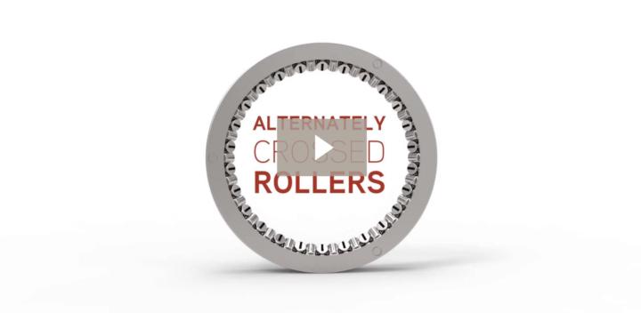 Video: IKO Crossed Roller Bearings