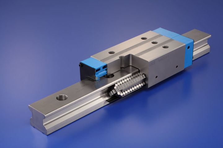 Linear Motion Guides Give Thermoformed Plastic Parts Consistent Quality