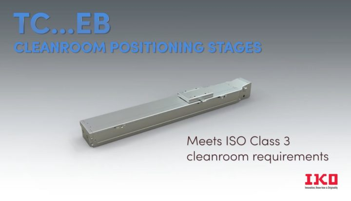 Discover IKO's Cleanroom Positioning Stages