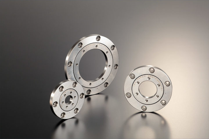 Get Up and Running Quickly With This Super-Slim Crossed Roller Bearing